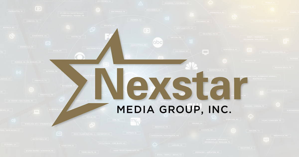 NBC 5 Dallas-Fort Worth and Nexstar Inc. To Broadcast Annual New Year's Eve Television Special ...
